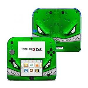 Nintendo 2DS Skin Aufkleber Schutzfolie Design Sticker Set – Chunky