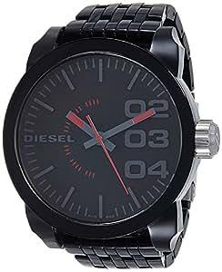 Diesel - DZ1460 - Montre Homme - Quartz Analogique - Bracelet Plastique Noir