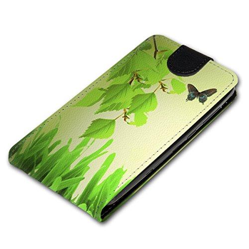 Vertical Flip Style Housse Case Étui Coque Motif cartes étui support pour Apple iPhone 6/6S–Variante ver35 Design 1