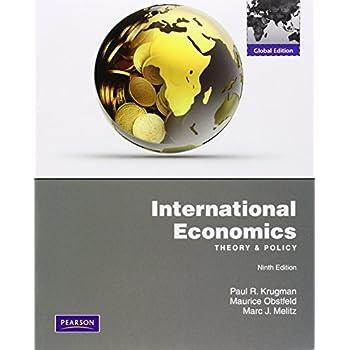 International Economics with MyEconLab: Global Edition