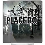 MusicSkins Schutzfolie für Seagate FreeAgent Desk, Placebo Darkness