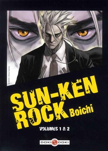 Sun-Ken Rock Edition écrin Tomes 1 & 2