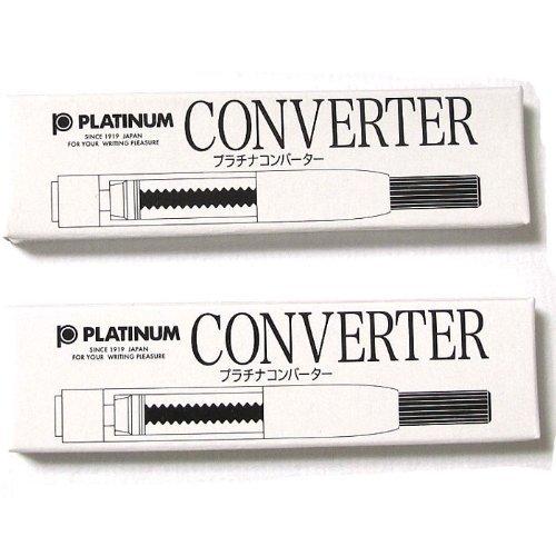 Preisvergleich Produktbild Platinum Fountain Pen Converter [zwei] -500 Wandler (Japan-Import)