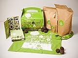 Samenbomben DIY-Bausatz - Seedbombs selber machen - ideal für Kinder! Inhalt reicht für 50 Seedballs