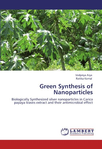 Papaya Leaf (Green Synthesis of Nanoparticles: Biologically Synthesized silver nanoparticles in Carica papaya leaves extract and their antimicrobial effect)