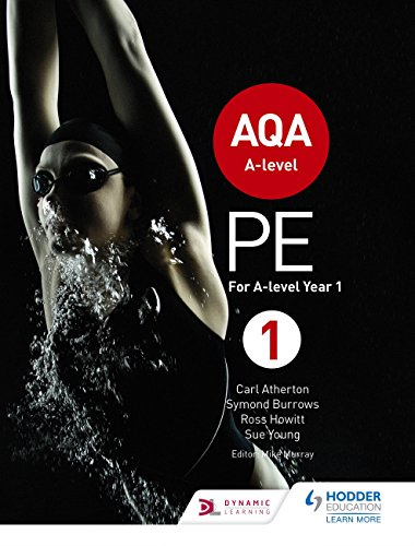 AQA A-level PE Book 1: For A-level year 1 and AS (Aqa a Level)