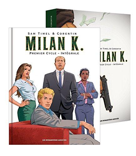 Milan K. intégrale sous coffret