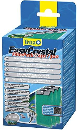 Tetra Crystal Filter Carbon Cartridge Test