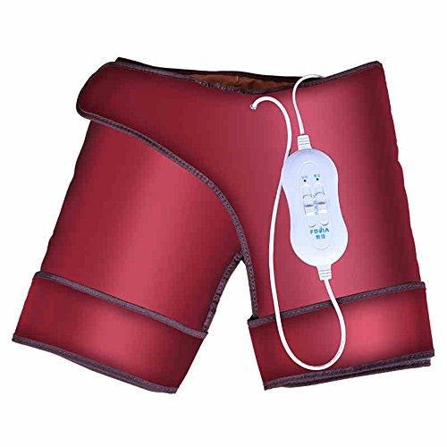 Unbekannt Beste Hausmassage Leggings Massager verdickte heiße Beine Schönheit Gesäß Shorts Multi-Funktions-Massagegerät bequeme Verwendung