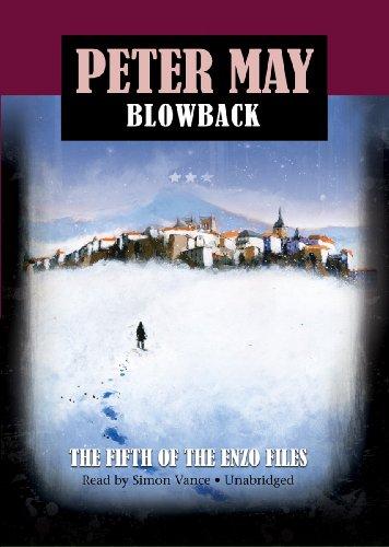 Blowback (Enzo Files (Audio))