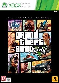 Grand Theft Auto V Collector's Edition (Xbox 360) (B00CZ8VVTY) | Amazon price tracker / tracking, Amazon price history charts, Amazon price watches, Amazon price drop alerts