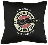 TLM Express Delorean Dmc 12cuscino con imbottitura 40x 40cm