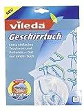 VILEDA Mikrofaser-Geschirrtuch 55x40cm
