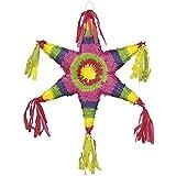 Pinata mexican star