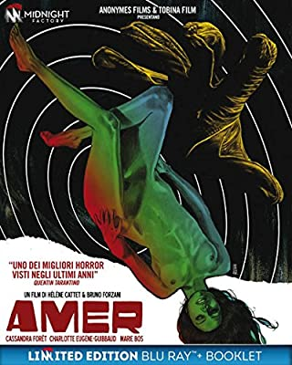 Blu-Ray - Amer (Ltd) (Blu-Ray+Booklet) (1 Blu-ray)