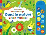 Telecharger Livres Avec mon doigt Dans la nature Livre musical (PDF,EPUB,MOBI) gratuits en Francaise