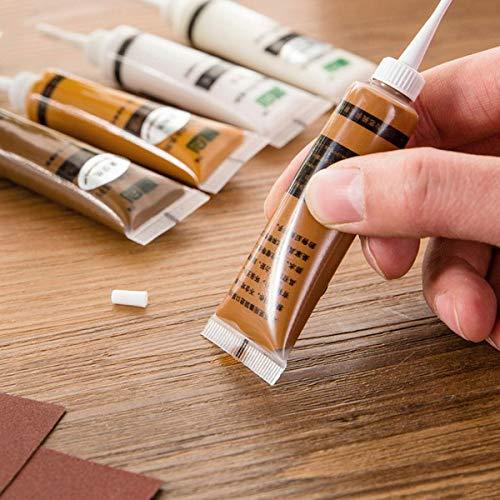 Honsin Möbel-hölzerner Tür-Boden-Kratzer-Reparatur-Abdeckstift-einfache Verlegenheit für Innenministerium - Möbel Für Leder-lotion