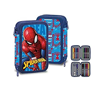 Estuches Multicolor SPIDERMAN
