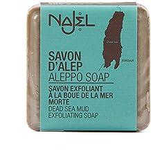 Jabon de Alepo con barro del Mar Muerto 100g, Najel