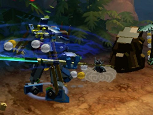 Jay's Lightning Mech - Film Lego Alle Lego