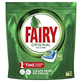 Fairy Original - All-in-one Spülmaschinentabs 84 Cápsulas Test