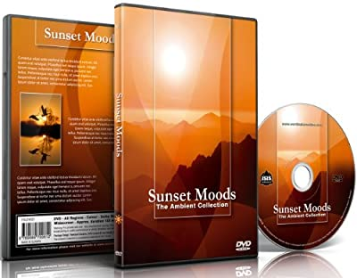 Schlaf- DVD - Sonnenuntergänge für schlaflose Nächte und natürliche Entspannung