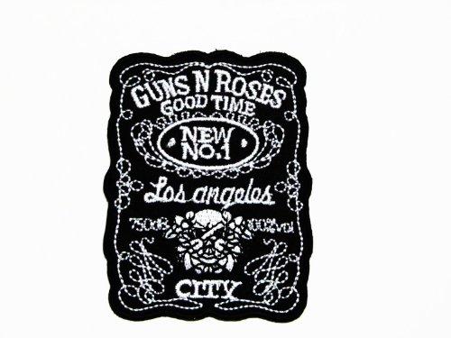 Gun N rose Rock Music Band Iron On patch