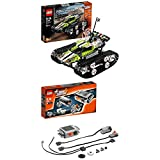 Lego Technic 42065 - Ferngesteuerter Tracked Racer + Power Functions Tuning-Set
