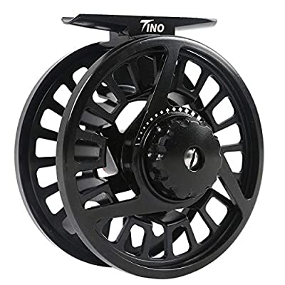 MAXIMUMCATCH TINO Fly Fishing Reel, Large Arbor Trout Fly Reel: 5/6,7/8 Weight from MAXIMUMCATCH