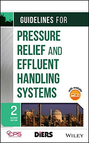 Guidelines for Pressure Relief and Effluent Handling Systems por Center for Chemical Process Safety (CCPS)