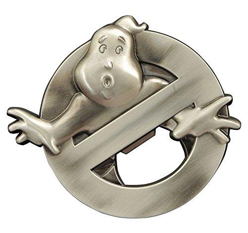 Ghostbusters - Metall Flaschenöffner Logo - verpackt in einer Edlen - Ghostbusters Venkman Kostüm
