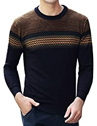 Zicac Pull Jack Slim Manches Longues Col Ronde Homme
