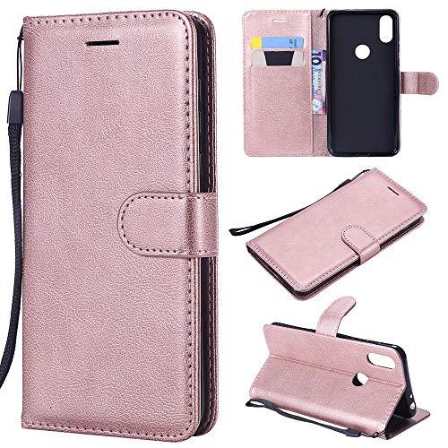 49922d9fb8f58 ZHENGYIXIA CASES Für Handytaschen   Hüllen Für Motorola Moto One   P30  Spielen Einfarbig Premium Qualität
