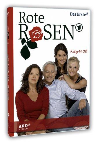 Rote Rosen - Folgen 11-20 (3 DVDs)