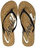 O'Neill Fw Logo Cork Sandals, Scarpe e Borse Donna, (Black out 9010), 37 EU