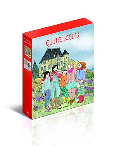 Descargar Libro Quatre soeurs : Coffret en 2 volumes : Enid  Hortense de Cati Baur