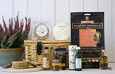 Whisky Salmon (Bradan is Gruth) Hamper