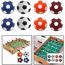 OFKPO Lot de 8 Ballons de Football, Contient 4 Couleurs Bien Choisies et  Chaque Couleur d00eb4b0c36c