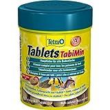 Tetra Tablets TabiMin 275 Stück, Flockenfutter, Hauptfutter