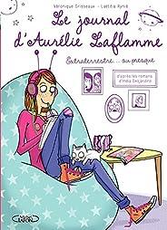 Le Journal d'Aurélie Laflamme - Tome 1 - Extraterrestre… ou presque ! - Version franç