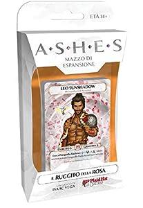 Asterion 8783-Ashes, el la rugiendo Rosa, edición Italiana