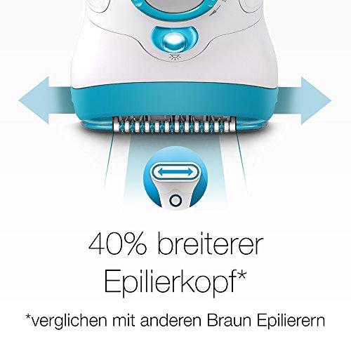 Braun Silk-épil9 SkinSpa9-961e Epilierer