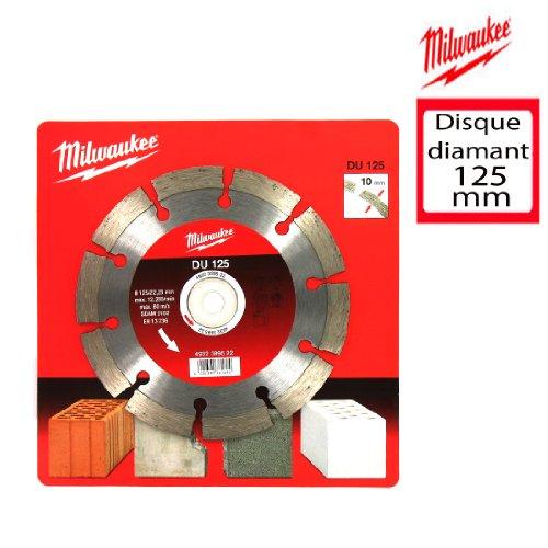 Preisvergleich Produktbild Milwaukee Disco diamamnte 125mm