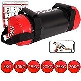 POWRX Sandbag 5-30 kg - Ideal para Entrenamiento Funcional - Power Bag con...