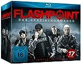 Flashpoint - Das Spezialkommando - Die komplette Serie [Blu-ray]