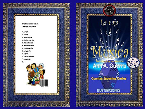 La caja de musica: Del Libro 6 de la coleccion No. 72 (Los ...