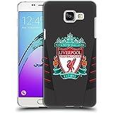 Officiel Liverpool Football Club Crête Maillot Extérieur Kit 2016/17 Étui Coque D'Arrière Rigide Pour Samsung Galaxy A5 (2016)