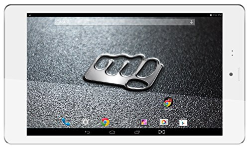 Micromax Canvas Tab P666 Tablet (WiFi, 3G, Voice Calling), Puritan White