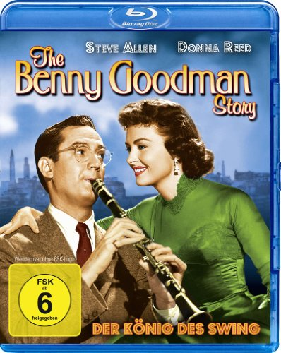 The Benny Goodman Story - Der König des Swing [Blu-ray]