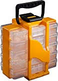 stack-on sbt-705Kleine Teile Lagerung Organizer, gelb
